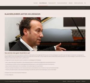 Klavierunterricht Wildemann Frankfurt